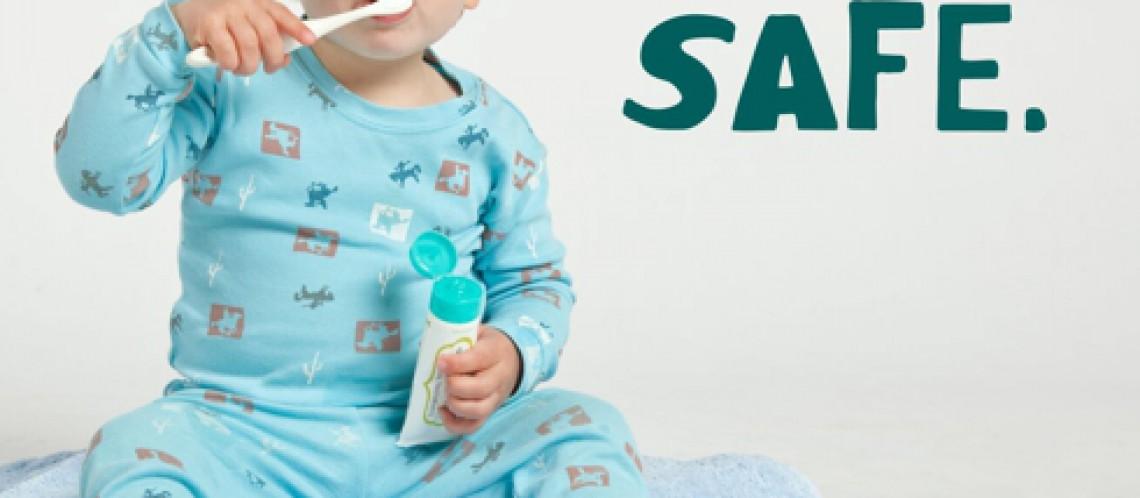 Een goede mondhygiëne voor uw kindje met Jack N' Jill!