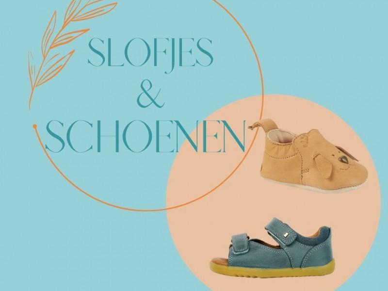 Slofjes en schoenen