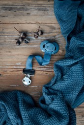 Elodie details - fopspeenketting Tender Blue