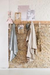 Jollein - deken bliss knit nougat - 100 x 150 cm