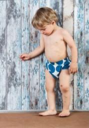 Nadadelazos - Baby zwembroekje dotto