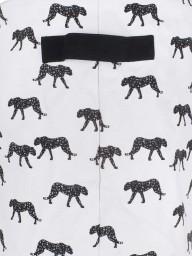 Jollein - mandje XL Leopard
