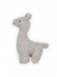 Jollein - knuffel lama grey