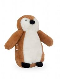 Jollein - knuffel pinguïn caramel