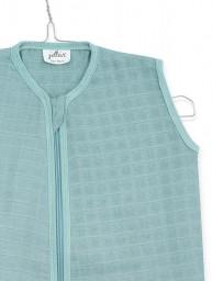 Jollein - slaapzak zomer hydrofiel soft green - 90 cm
