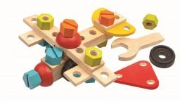 PlanToys - Constructie set