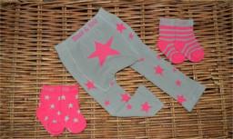 Blade&Rose - Legging roze sterren