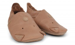 Bobux - Soft soles Caramel Woof