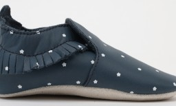 Bobux - Soft soles navy twinkle