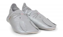 Bobux - Soft soles Silver Hop