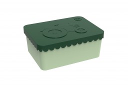 Blafre - lunchbox HDPE tractor dark green