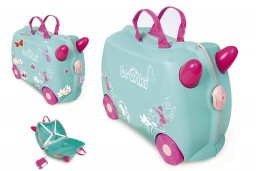 Trunki - Kinderkoffer ride-on fee Flora