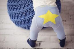 Blade&Rose - Blue star boy tights