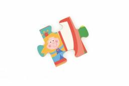 Scratch - Puzzel prinsessenkoets
