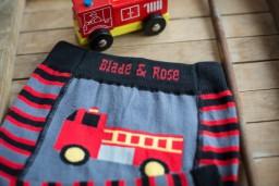 Blade&Rose - Legging brandweerwagen