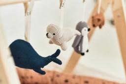 Jollein - Babygym toys Polar