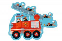 Scratch - beginnerspuzzel voertuigen