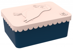 Blafre - lunchbox HDPE puffin peach