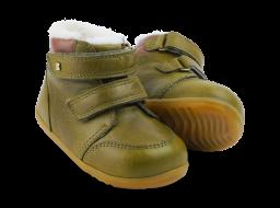 Bobux - step up - Timber Arctic Olive