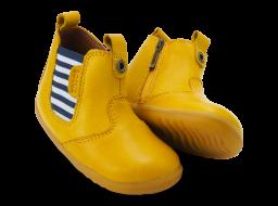 Bobux - step up - Jodhpur Chartreuse Jester