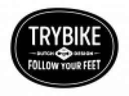 Trybike - steel loopfiets black