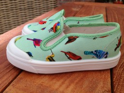 Pépé Children Shoes - Tessuto Ara - Laatste stuk maat 27