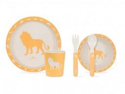 Jollein - Dinerset Safari oker