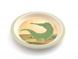 Yuunaa - kinderservies krokodil