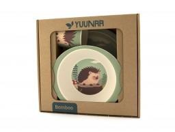 Yuunaa - kinderservies egel