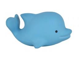 Tikiri - Bad- en bijtspeeltje met belletje - dolfijn