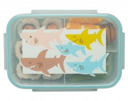 Sugarbooger - Good lunch bento box smiley shark