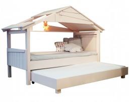Mathy By Bols - Star boomhut 90x200 cm met bedschuif
