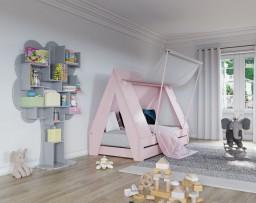 Mathy By Bols - Tentbed met bedschuif 90x190 cm
