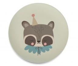 Eef Lillemor - Bamboo eetset circus wasbeer