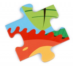Scratch - Puzzel Toekan jungle