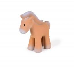 Tikiri - Bad- en bijtspeeltje met belletje - paard