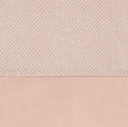 Jollein - laken snake pale pink 75x100 cm