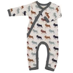 Pigeon - pyjama romper moose - multicolor