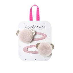 Rockahula - Clips Billie Bear Pom Pom