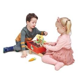 Tender Leaf toys - kruiwagen met tuinset
