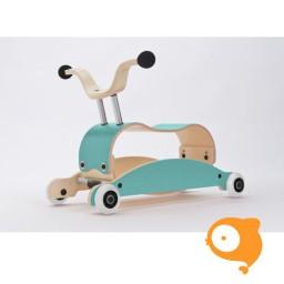 Wishbone - Wishbone mini flip mix & match loopfiets/schommelpaard