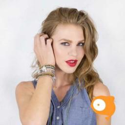 Proud Mama - Armband beads goud