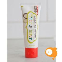 Jack 'N Jill - Natuurlijke tandpasta aardbei