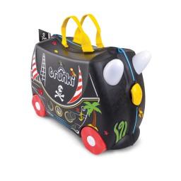 Trunki - Kinderkoffer ride-on piraat