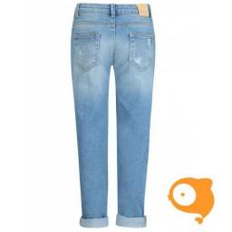 BOOF - Puffin retro blue boyfriend jeans