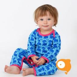 Sture&Lisa - Teddybear jumpsuit