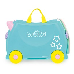 Trunki - Kinderkoffer ride-on eenhoorn