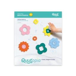 Quut - Quutopia Flower Power bath puzzle