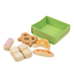 Tender leaf toys - mandje met brood