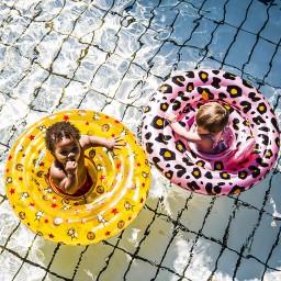 Swim Essentials - zwemzitje panter 0-1 jaar